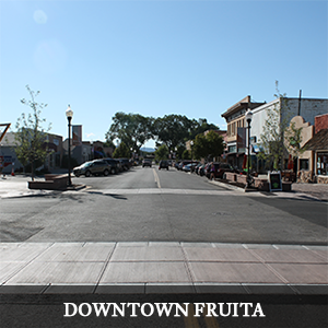 Downtown Fruita Project
