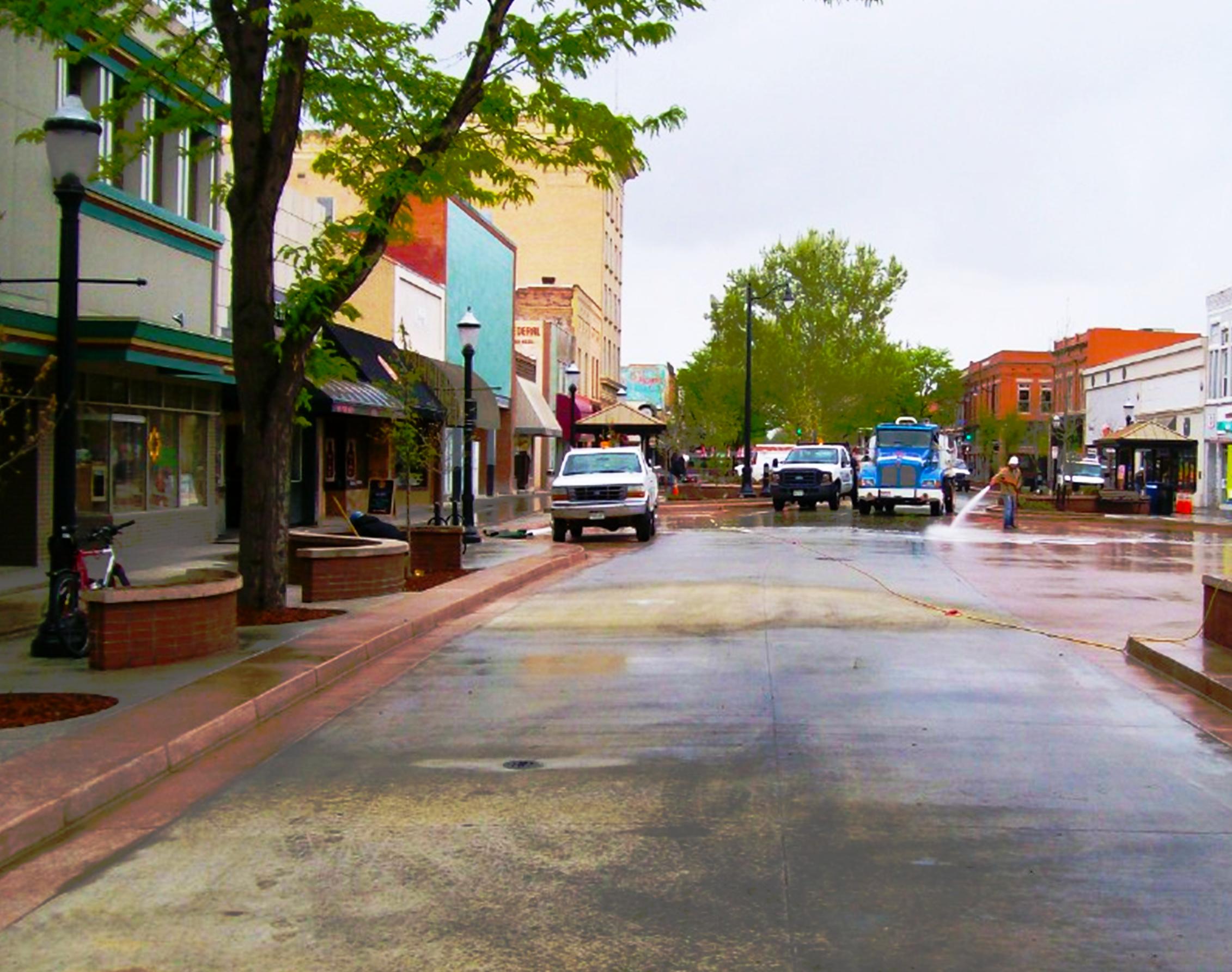 Main Street Uplift (One)
