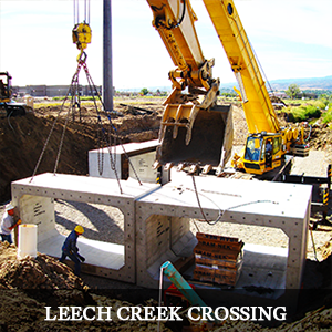 Leech Creek Crossing