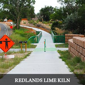 Redlands Lime Kiln