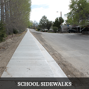 School Sidewalks